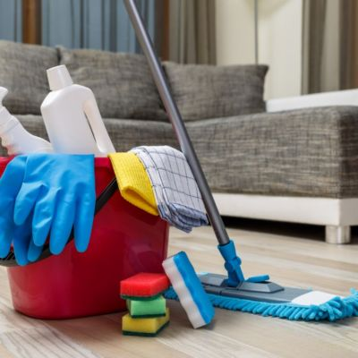 janitorial services in Columbus